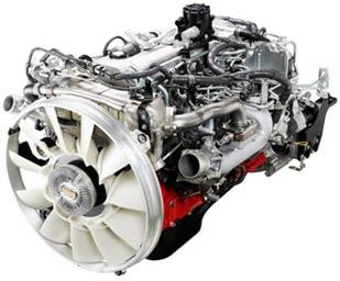 Hino Engine | Hino Trucks in Michigan | Interstate Trucksource Inc