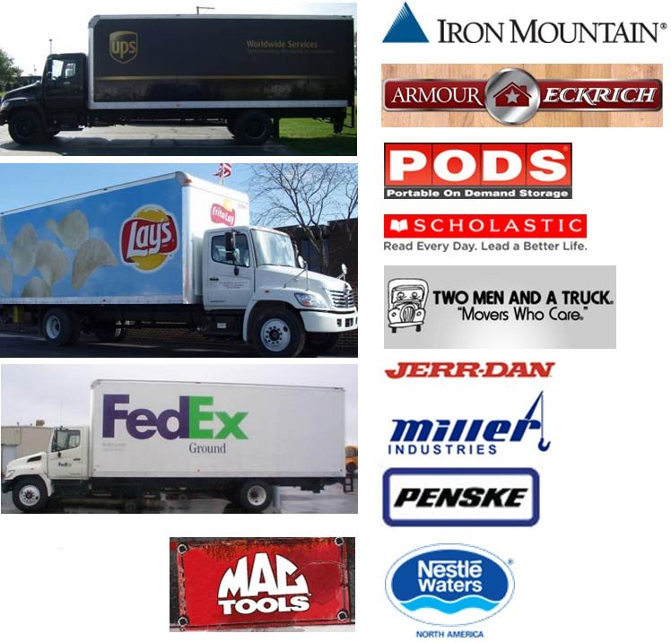 major fleet customer examples