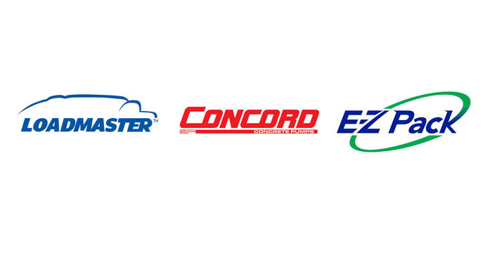 We Are Now Authorized Distributors of Concord, E-Z Pack and Loadmaster!