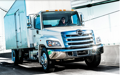 We're now an Authorized Hino Trucks Franchise in Saginaw, Michigan!
