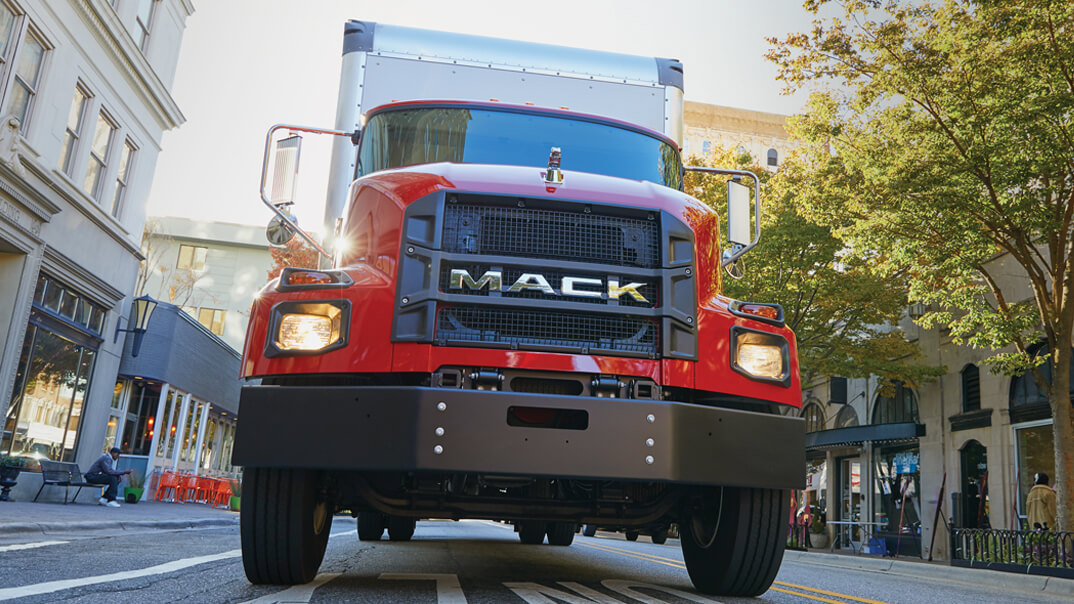 2022 Mack and Hino Trucks Arriving at Interstate Trucksource
