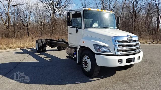 2014 HINO 268 | Used Truck | Interstate Trucksource Inc