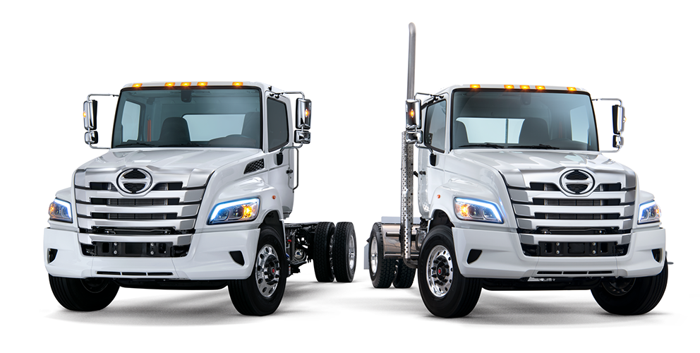 Outstanding 2020 Hino and Mack Trucks in Michigan Coming to Interstate Trucksource