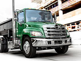 Hino: The Fastest Growing Name in Medium Duty Trucks