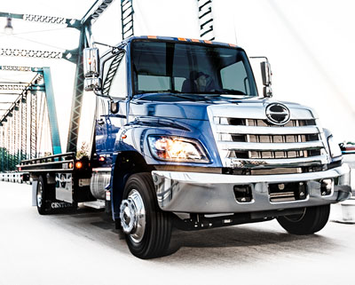 Mack and Hino Trucks for Sale in Michigan This Fall
