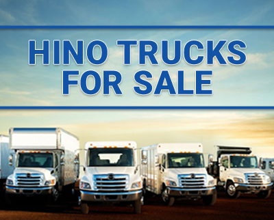 Hino Trucks for Sale in Michigan